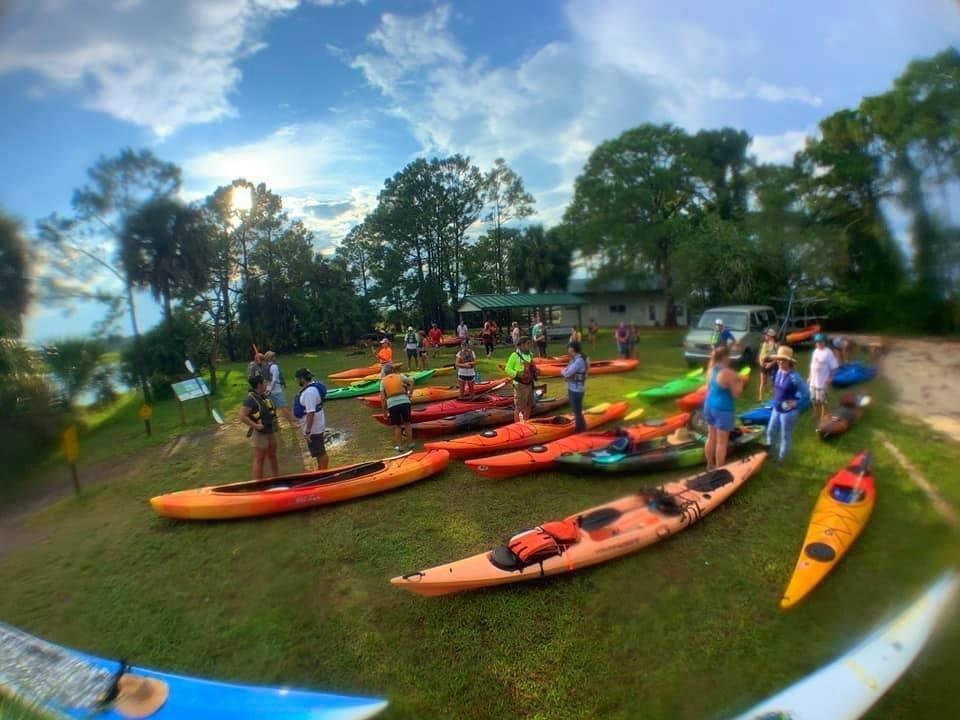 kayak fundraiser August 17 2020