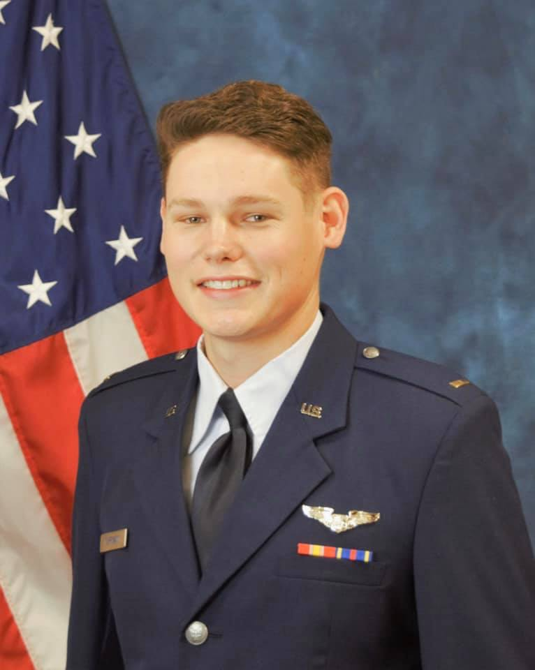 1st LT Erick X. Huppmann, USAF