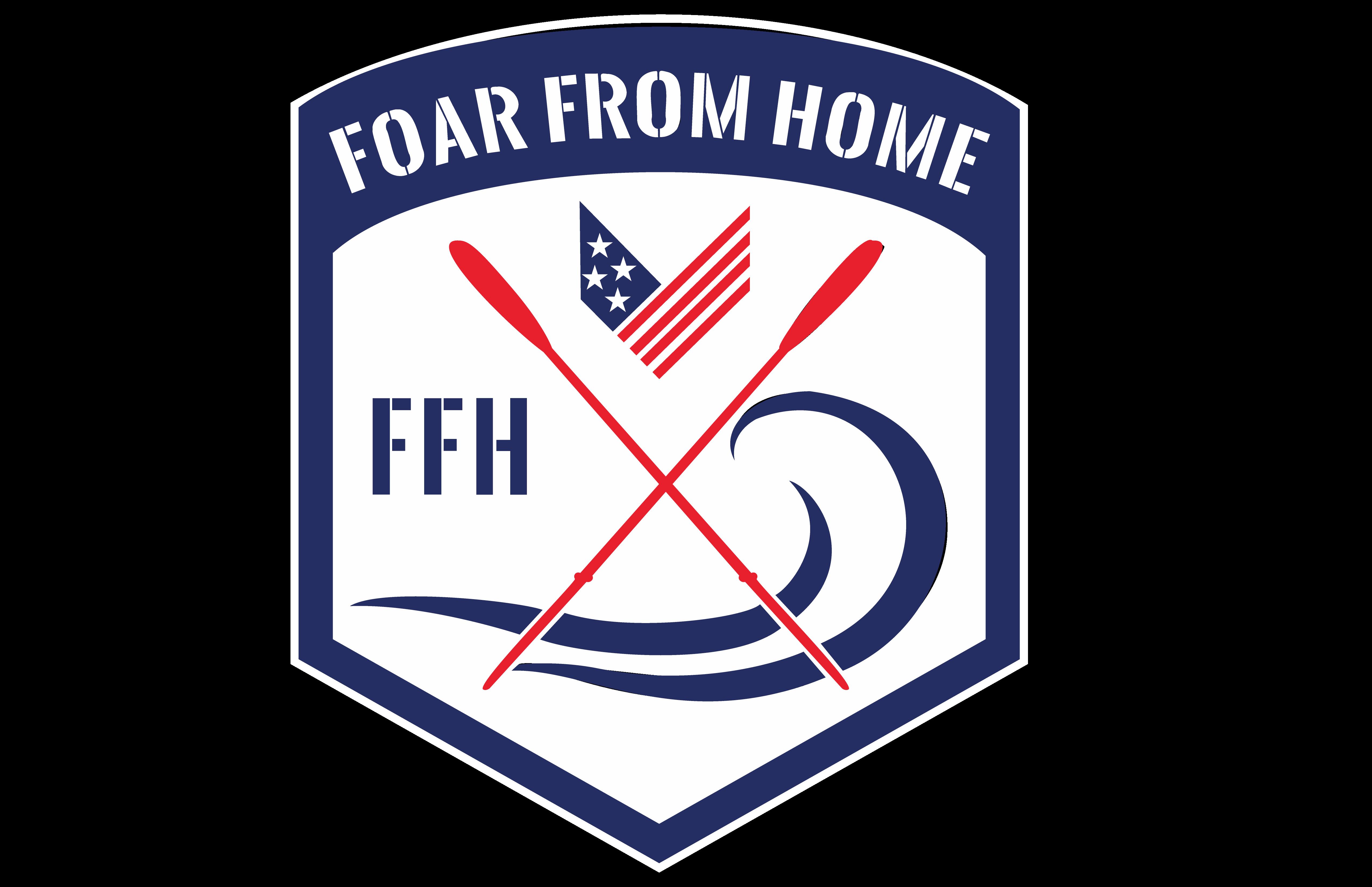 FoarFromHome_Logo_LightBoarder