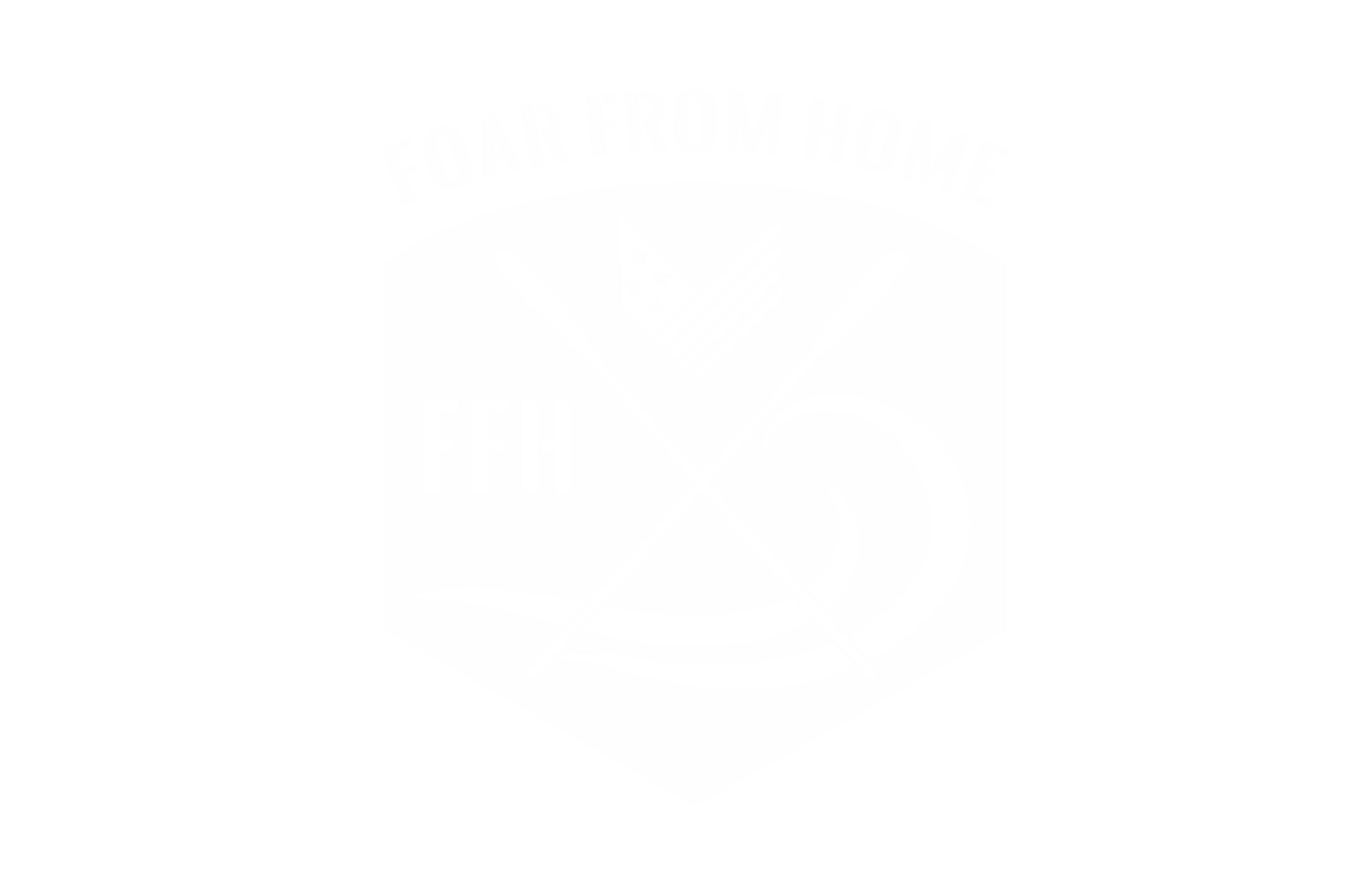 FoarFromHome_WhiteLogo_